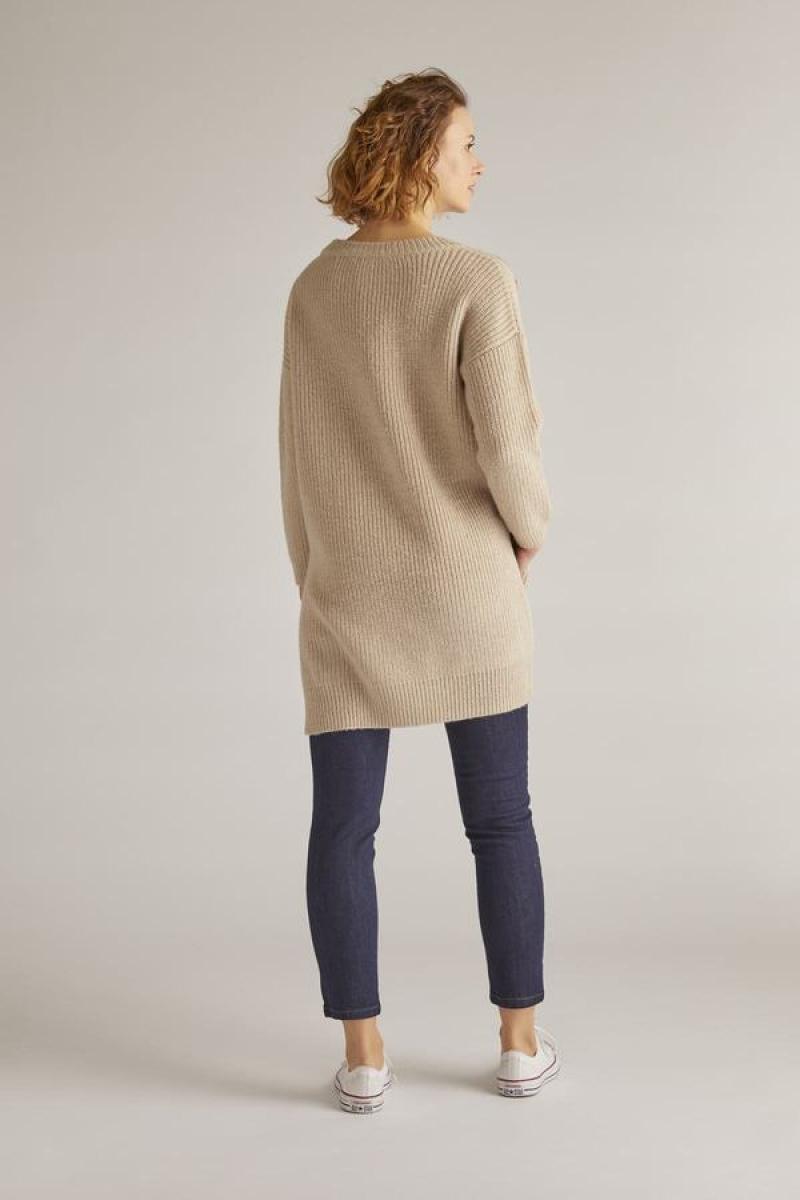 Пуловер-туника